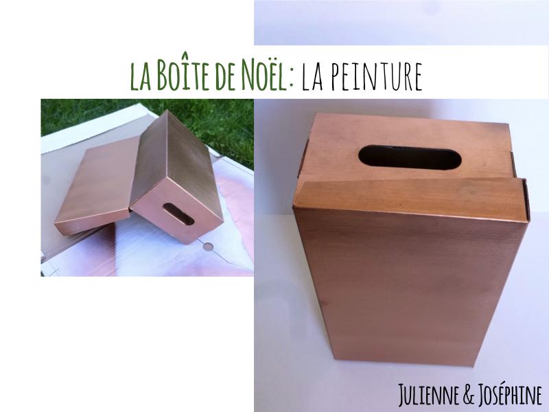 tutoriel pour fabriquer une boîte permettant de recueillir les souhaits pour la commande au père Noël.
